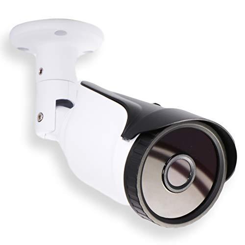 tiiwee Kamera Attrappe - Dummy Sicherheitskamera - Kameraatrappe Aussenbereich