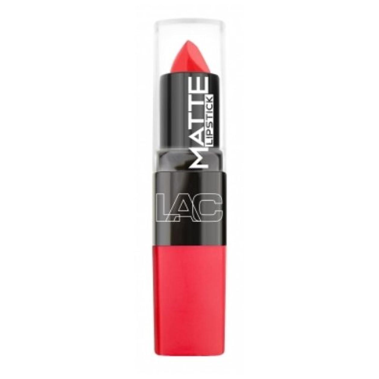 資格書く利益(3 Pack) LA Colors Matte Lipstick - Whirlwind (並行輸入品)