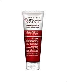 Hair Clinic Keratin Leave-In Cream 200 ml