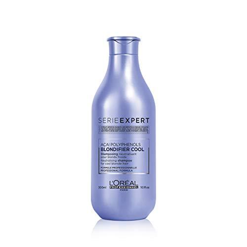 L'Oréal Professionnel Serie Expert Blondifier Cool Shampoo, 300 ml