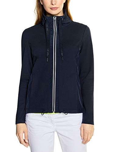 Cecil Damen 253034 Jacke, deep Blue, Large