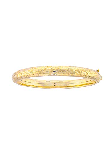 Gold Armreif 8 k 333 Gelbgold