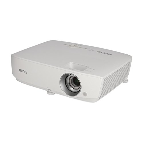 BenQ W1050 Full HD 1080P DLP Home Theater 3D Projector, Short Throw, Rec.709, 2200 Lumens, 1.2X Zoom