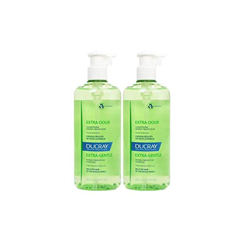 Ducray Pack Extra Gentle Shampoo 2x400ml