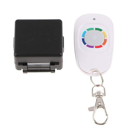 SM SunniMix Commutateur de Télécommande sans Fil Coloré Émetteur Moteur à Courant Alternatif
