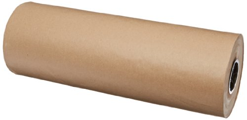 Pratt Multipurpose Kraft Paper Sheet for Packaging Wrap, KPR30241200R,  1200' Length x 24