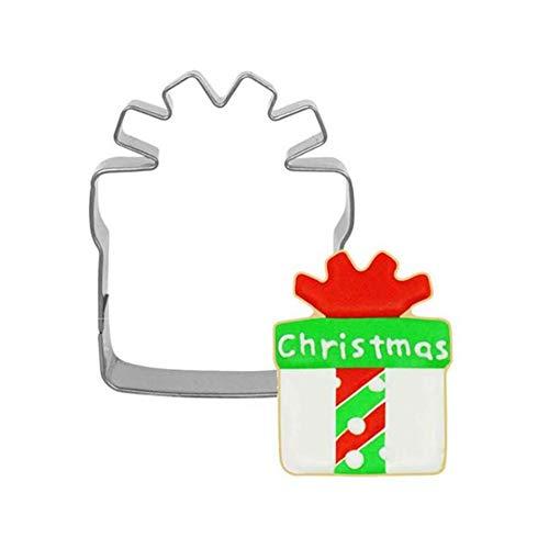 Morningtime Uitsteekvormen, kerst, roestvrij staal, fondant, koekjesuitsteker, koekjesuitsteker, koekjesvormpjes, koekjesvormen voor motieven, taartdecoratie, koekjes, bakken en accessoires