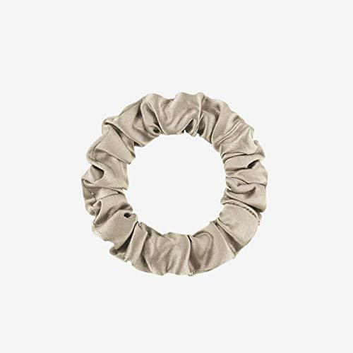 Pure Silk Scrunchy Regular Soft Luxurious Scrunchies For Women Soft Hair Care Hair ties & Ponytail Hair Band Accessories
