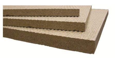 Wärmedämmplatten Isolierplatten für Kaminverkleidung 600x800x40mm 12Stück