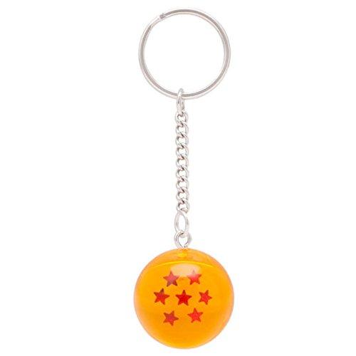 (7S) LLavero 3D Dragon Ball Z (7 Estrellas) - Bola de Dragón Z