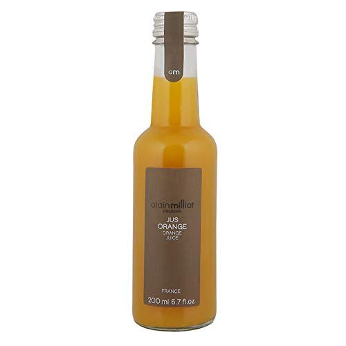 Alain Milliat - Orangensaft 20 cl - Schachtel mit: 20 Einheiten