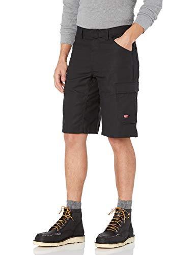 Red Kap mens Shop Short  Black  44x13