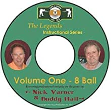 The Legends Instructional Series -8 Ball