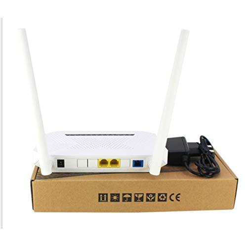 El Terminal EPON Onu de Dos Puertos con 1G1F + WiFi se Aplica a la UE Blanca del módem de Fibra óptica del Modo FTTH