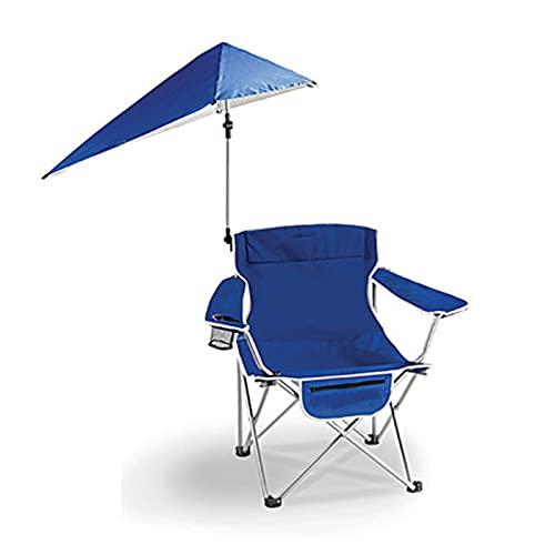 Camping Plegable Al Aire Libre, Silla De Acampada Plegable, Portavasos Bolsa Lateral, Adecuado para Pasar El Rato Al Sol, Hacer JardineríA, Acampar, Pescar,E