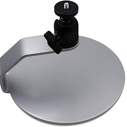 Beamer Tripod Mini-Proyector Montaje con cabezas giratorias de 360 grados para cámaras de proyector Mini-Webcam Montaje con cabeza de bola de metal para el soporte del proyector de la cámara