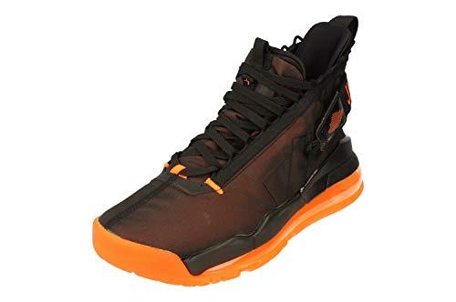 Nike Air Jordan Proto-Max 720 Mens Basketball Trainers BQ6623 Sneakers Shoes (UK 7 US 8 EU 41, Dark Russet Total Orange Black 208)