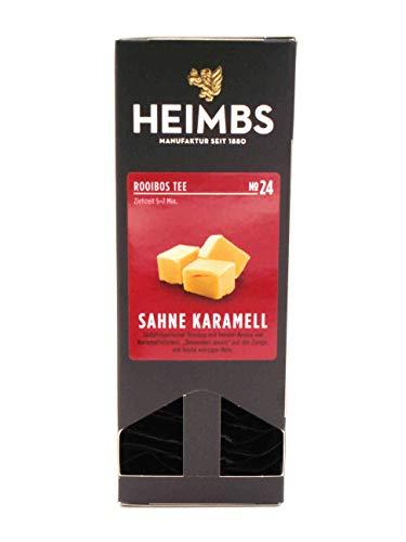 Heimbs Tee - SAHNE KARAMELL - Rooibostee 20 Tea Bags