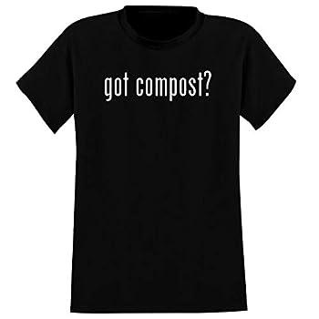 got compost? - Men s Crewneck T-Shirt Black XXX-Large