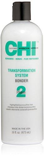 Farouk Chi Transformation Phase 2 Formule C - Pour cheveux fins