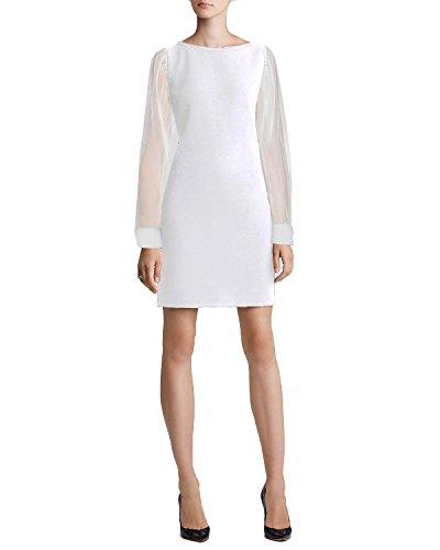 Elie Tahari Pencey White Dress (4)