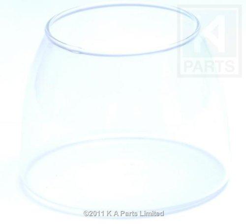 Vervangende glazen pot/bak KPCGBIN in OEM-doos voor KitchenAid Pro Line-serie braamkoffiemolen