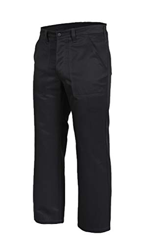 Sara Workwear Arbeitshose Pirat, Farbe: Black, Größe: 56
