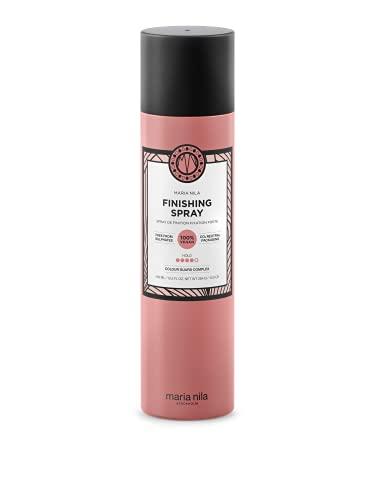 Maria Nila - Finishing Spray 400ml | sanftes Haarspray mit starkem Halt - leicht ausbürsten