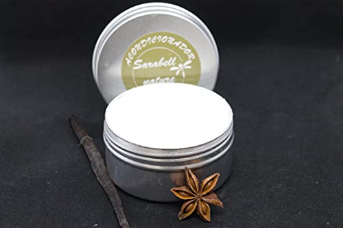 Acondicionador semi-sólido Monoï (100% natural y ecológico)