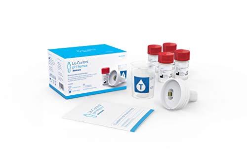 Devicare - Lit-Control pH Sensor - Recambio del Sensor de pH Meter - Dispositivo Médico Medición pH urinario - Prevención Cálculos Renales