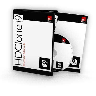 Preisvergleich Produktbild HDClone 9 Enterprise Edition 4x (Box,  deutsch) - Kopieren / Backup / Datenrettung