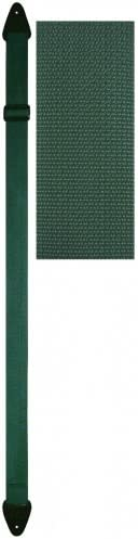San Francisco Mall Perris Leathers BPY-95 2-Inch Green Pro Poly Outlet SALE Guitar Stra Webbing