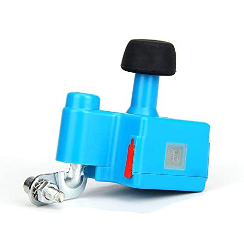 Uniqal Generador de bicicleta eléctrica Dynamo Dual USB Interface Cargador para teléfono Power Bank Ciclismo Scooter Parts,
