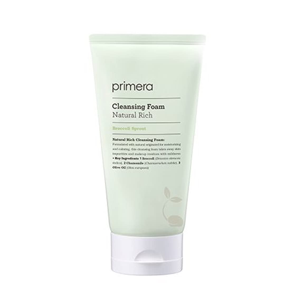 クール童謡ロック解除【Primera】Natural Rich Cleansing Foam - 150ml (韓国直送品) (SHOPPINGINSTAGRAM)