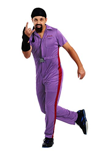The Big Lebowski Mens Jesus Fancy Dress Costume X-Large