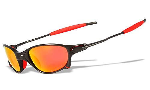 metal frames polarized lens Original sports sunglasses JL01