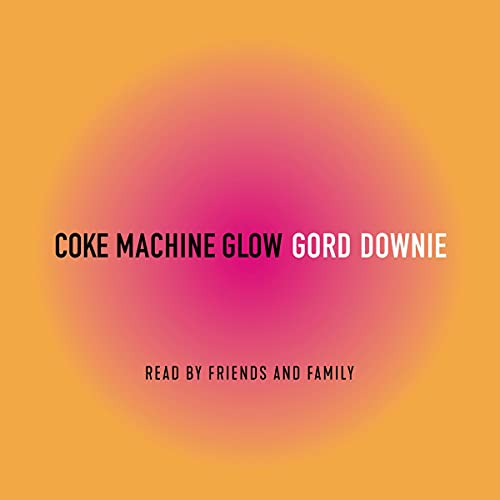 Coke Machine Glow Titelbild