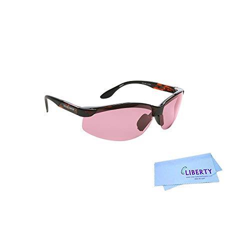 Eschenbach FL-41 SolarComfort Rose Filter Brille - Photophobia Sonnenbrille