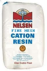 Fine Mesh High-Capacity Water Softener Resin - Key Features