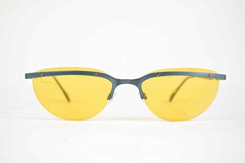 MarcO EC Polo 3998 55 []20 oranje/blauw ovaal zonnebril zonnebril nieuw