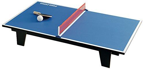 Juego - Mesa de Ping Pong I Tamaño pequeño - Color Azul