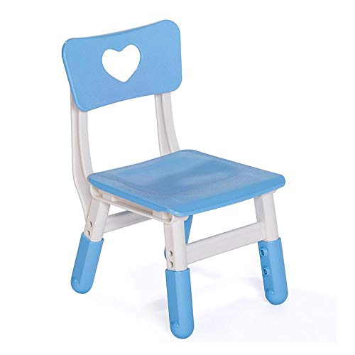 YUMEIGE Kruk Kinderkruk Milieuvriendelijk PP materiaal, Kinderstoel 3 Hoogte aanpassing 10.2/11/11.8inch,voor 1-10 jaar oud gebruik, kruk, Plastic Kruk belasting 150 Kg