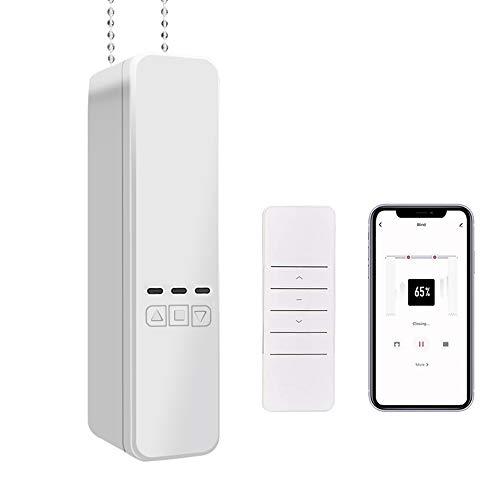 Newgoal | Motor de estores WiFi Compatible con Google Home
