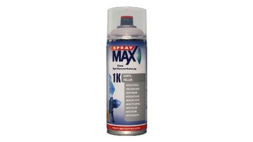 Spray Max - 1K Acrylfüller hellgrau Spray (400ml)