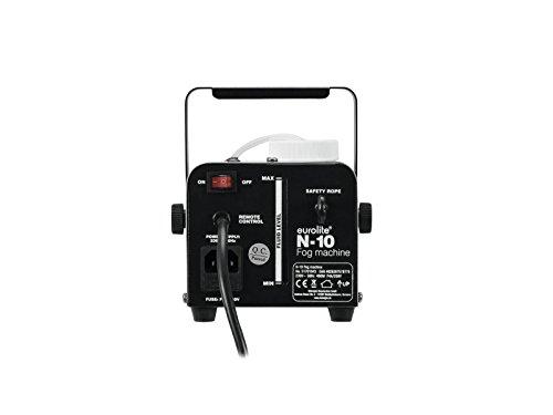 Eurolite N-10 400W Nebelmaschine Erfahrungen & Preisvergleich