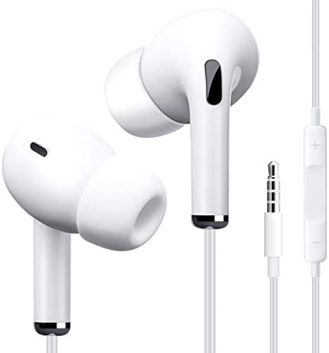 Earbuds Wired Earbuds High Definition Earphones Noise Isolating in Ear Headphones Deep Bass product image