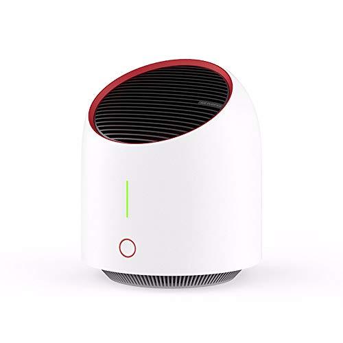 SLFPOASM Purificador Aire Hogar,Mejora La Calidad del Aire,Tasa De EliminacióN De PartíCulas Pm2.5 99.4%, Tasa De EliminacióN De Virus 99.9%,Purificador De Aire con Ionizador.