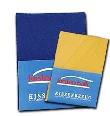 Bumerangkissenbezug 700 Mako Jersey Stretch, Standard:creme