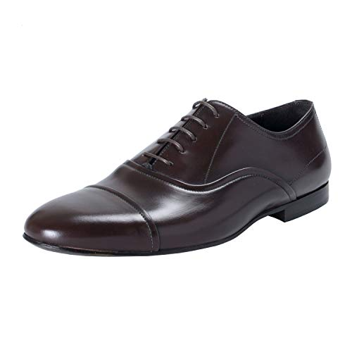 A. Testoni Lace-up Oxford Shoes - Leather (for Men)