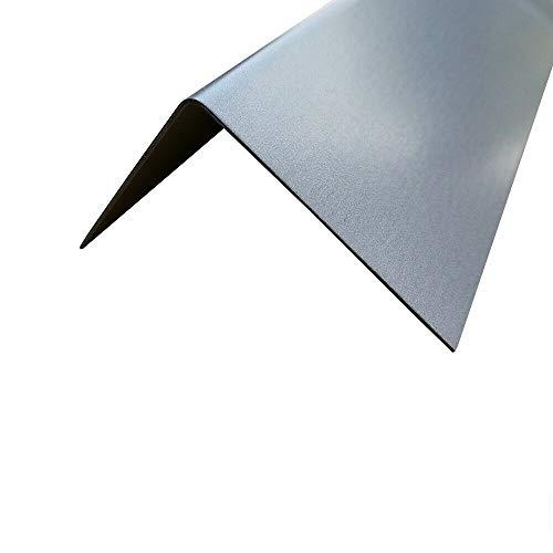 Winkel stahl verzinkt, 1000mm 90 Grad Winkelprofil 60x60 mm Schenkelinnenmaß aus stahl verzinkt 1,5mm Winkel metall, kantenschutz verzinkt,